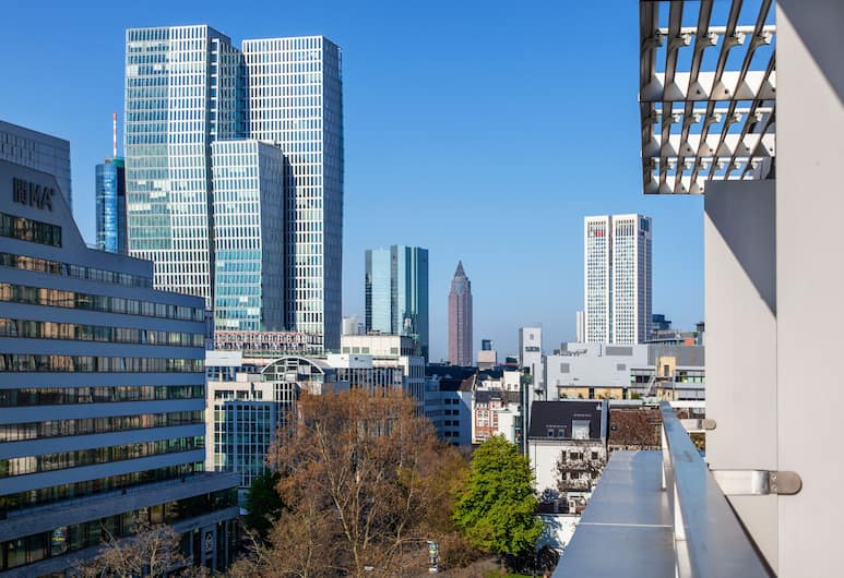Favored Hotel Scala Frankfurt, Frankfurtas, Vaizdas iš viešbučio