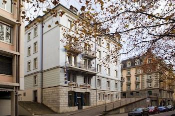 Zurich — zdjęcie hotelu Bristol Hotel