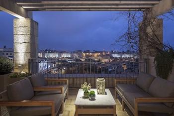 תמונה של מלון מצודת דוד בירושלים