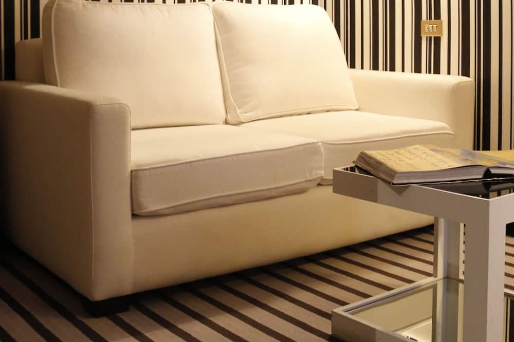 Hotel Clarín, Οβιέδο, Executive Δίκλινο Δωμάτιο (Double ή Twin), Δωμάτιο επισκεπτών