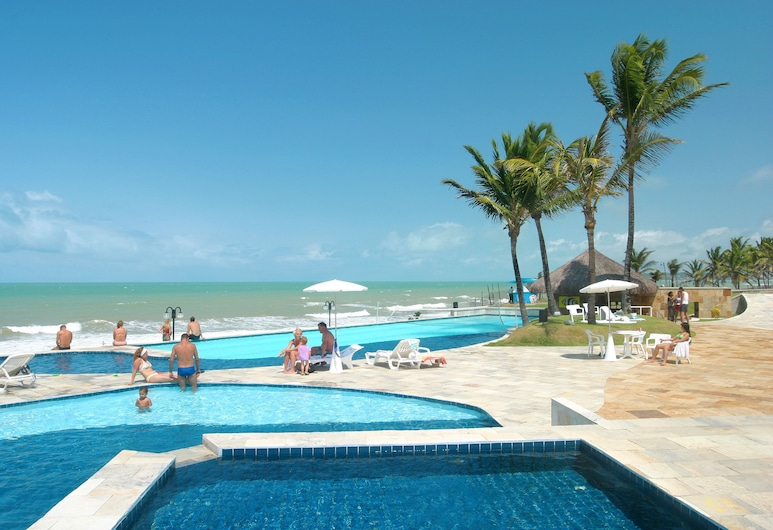Aram Imira Plaza Hotel & Convention, Natal, Outdoor Pool