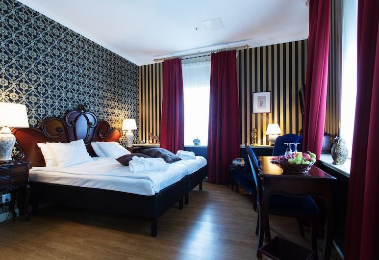 Best Western Hotel Gamla Teatern, Östersund, Standartinio tipo kambarys, 2 viengulės lovos, Nerūkantiesiems, Svečių kambarys