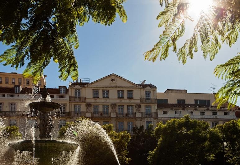 Hotel Metropole, Lissabon