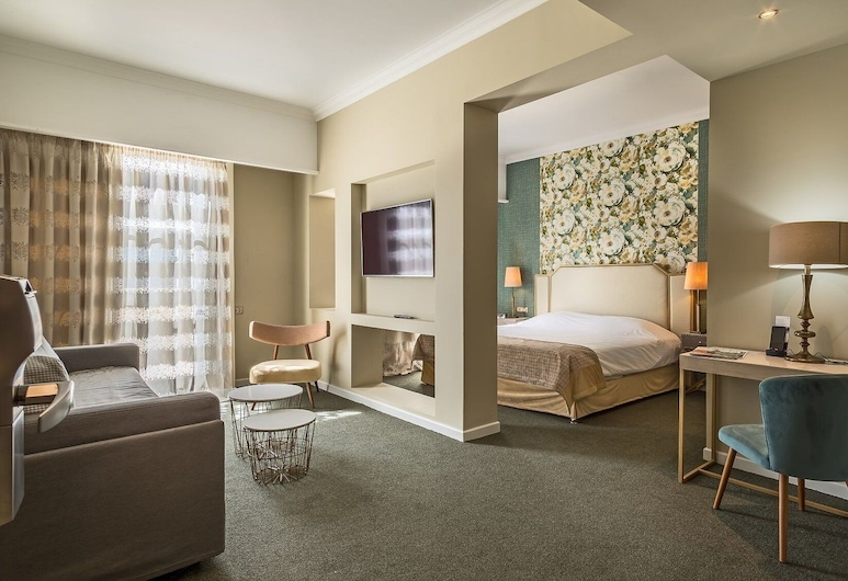 Airotel Stratos Vassilikos Hotel, Athens, Suite (Master), Guest Room
