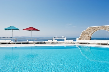 Picture of Kouros Hotel & Suites in Mykonos