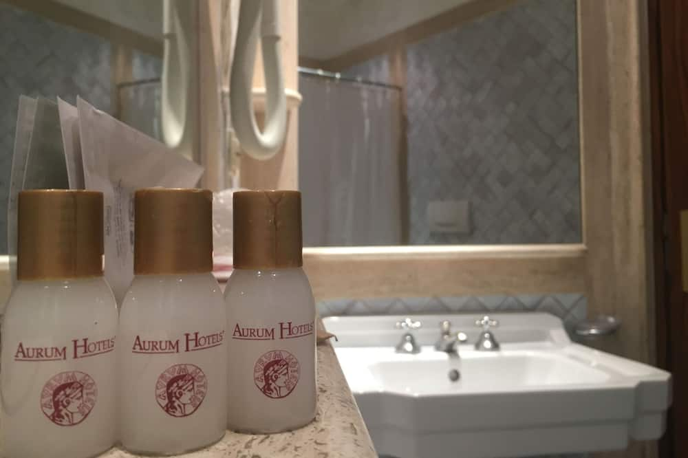 Standard Single Room - Bathroom Sink