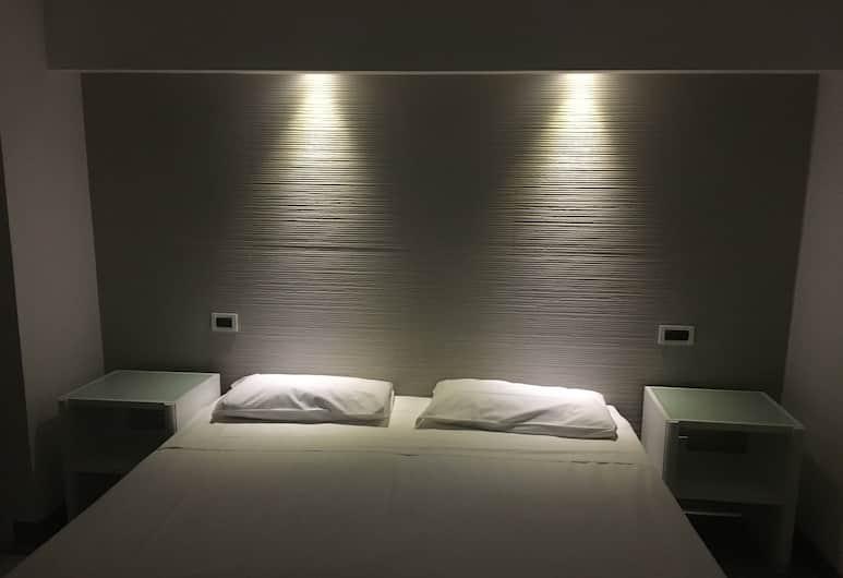 그랜드 호텔 올림픽, 로마, 스탠다드 더블룸 또는 트윈룸, 객실
