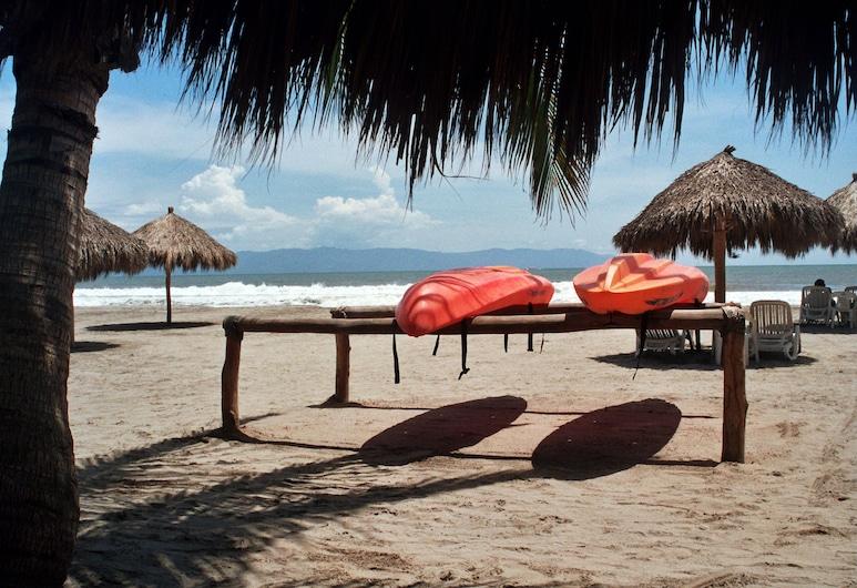 Villa Varadero, Nuevo Vallarta, ชายหาด