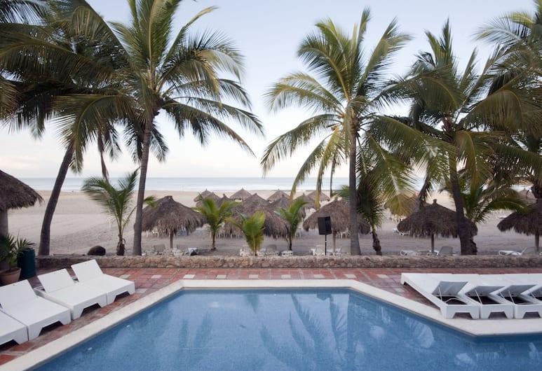 Villa Varadero, Nuevo Vallarta , Kolam Renang Luar Ruangan