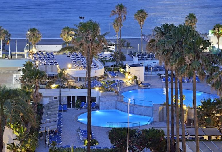 Sol Don Pablo, Torremolinos, Utsikt från hotellet