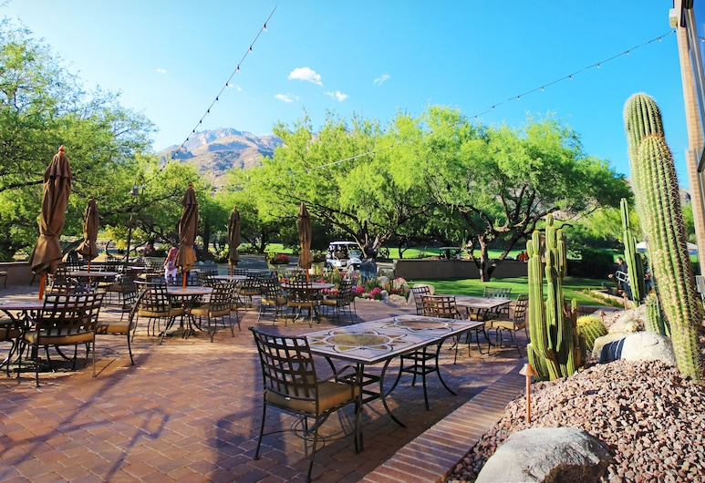 The Lodge at Ventana Canyon, Tucson, Restoran na otvorenom