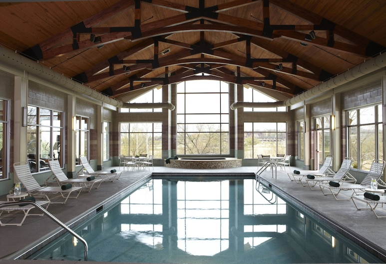 MeadowView Conference Resort & Convention Center, Kingsport, Piscina Interior