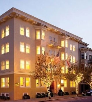 Choose This Romantic Hotel in San Francisco -  - Online Room Reservations