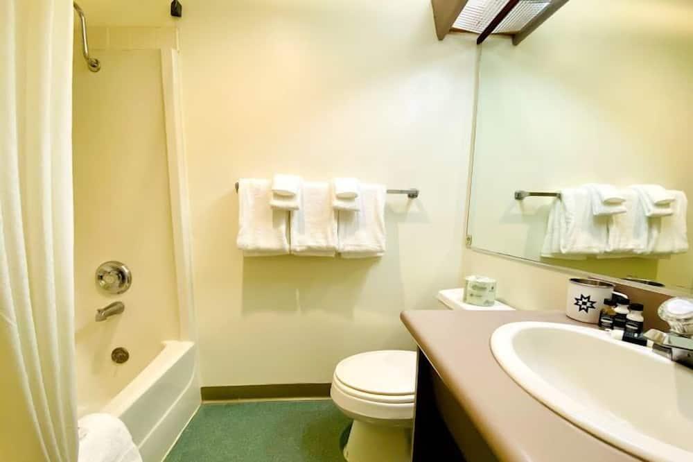 客房, 2 張加大雙人床, 無障礙 (OUTDOOR ADVENTURE) - 浴室
