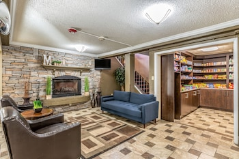 Fotografia do Magnuson Hotel Detroit Airport em Romulus