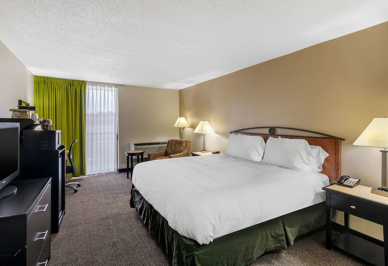 Quality Inn Tyler - Lindale, Tyler, Standard Room, 1 King Bed, Non Smoking, Guest Room