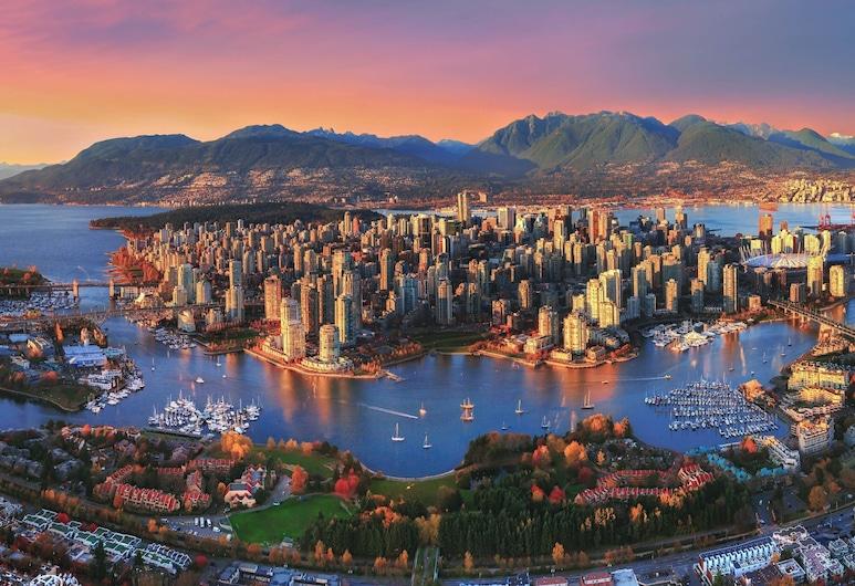 Delta Hotels by Marriott Vancouver Downtown Suites, Vancouver, Exteriér