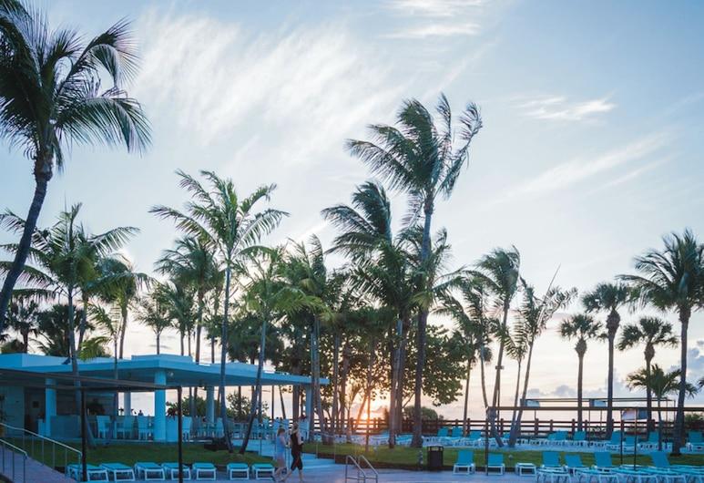 Hotel Riu Plaza Miami Beach, Miami Beach, Piscina Exterior