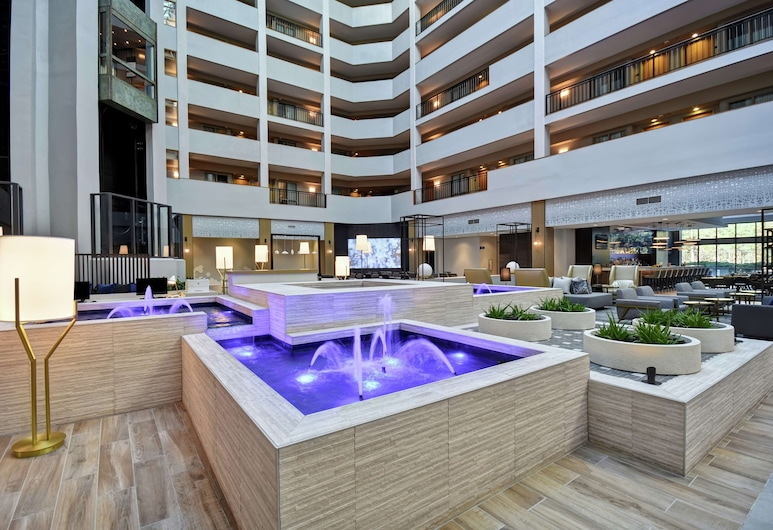 Embassy Suites Raleigh - Durham/Research Triangle, Cary, Lobi