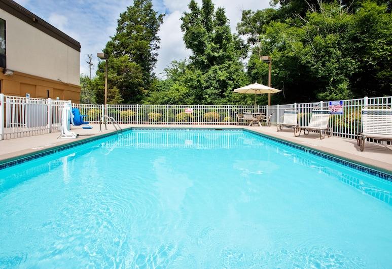 Holiday Inn Express And Suites Kimball, an IHG Hotel, South Pittsburg, Svømmebasseng
