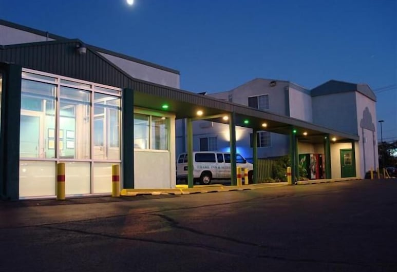 奧黑爾套房旅館, 席勒公園