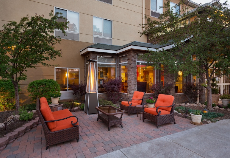 Hilton Garden Inn - Flagstaff, Flagstaff, Terrace/Patio