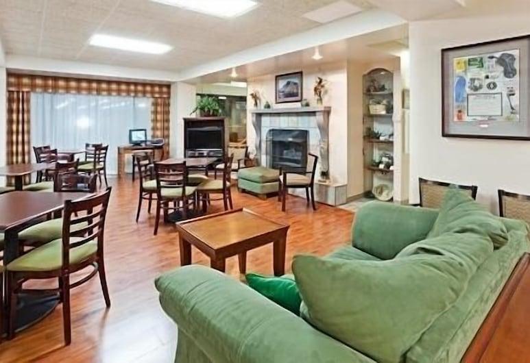 Mountain Inn & Suites, Erwin, Vestíbulo