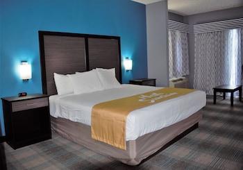 Introduce las fechas para ver los descuentos de hoteles en Montgomery