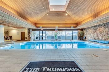 Kamloops bölgesindeki The Thompson Hotel resmi