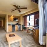 Suite, 1 Tempat Tidur King, sudut - Area Keluarga