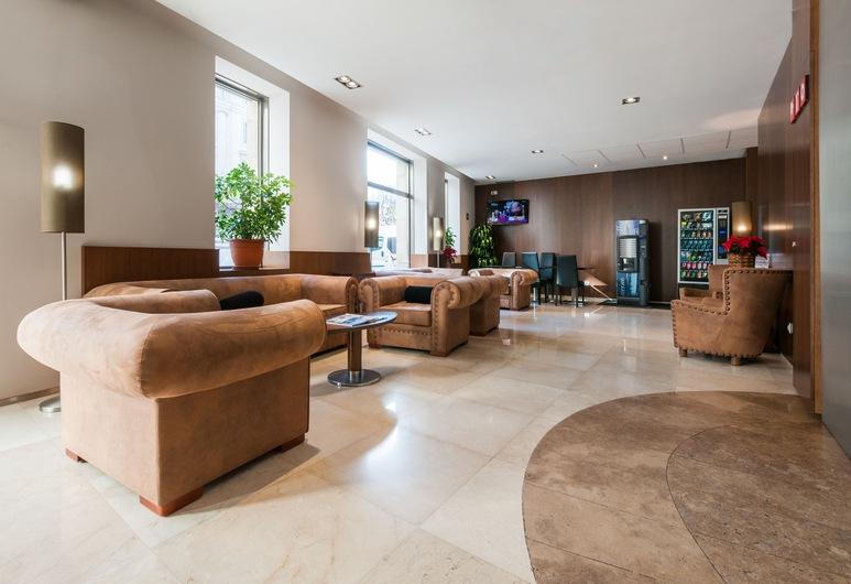 Santa Marta, Barcelona, Lobby
