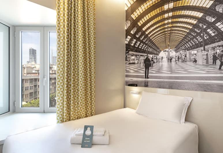 بيد آند بريكفاست هوتل ميلانو سنترال ستيشن, ميلانو, غرفة سوبريور فردية - لغير المدخنين, غرفة نزلاء