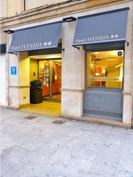 Picture of Hotel Avenida in Zaragoza