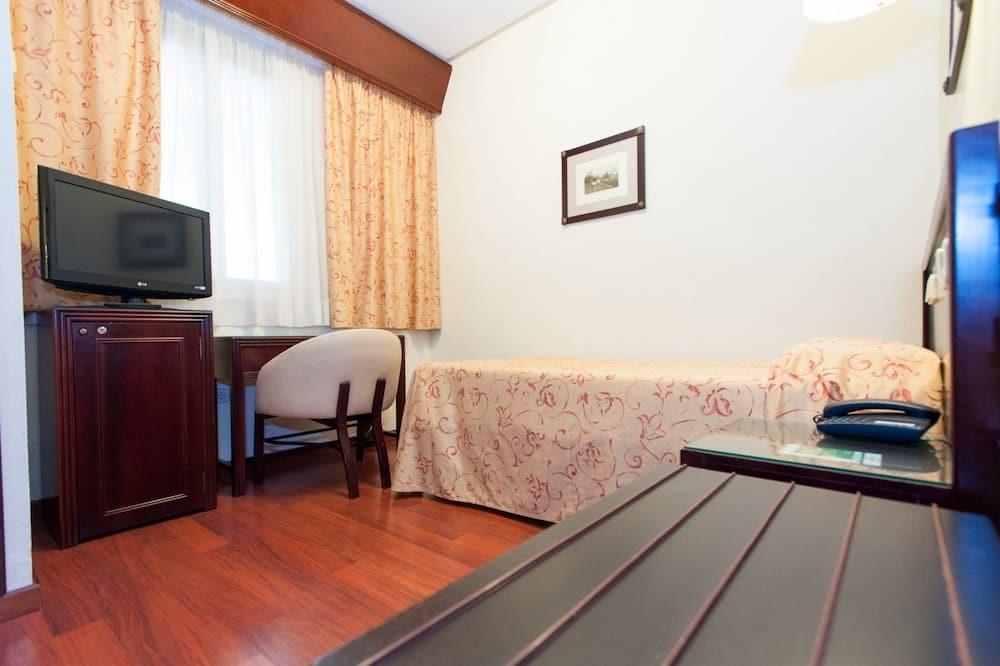 Single Room (Offer) - Living Area