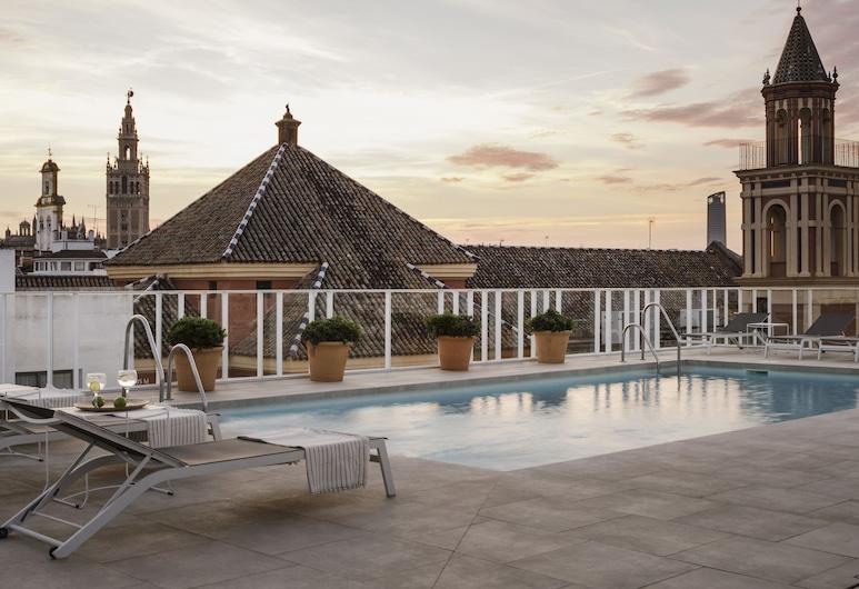 Hotel Fernando III, Seville, Vonkajší bazén