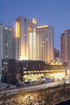 上海、ジャングオ ホテル上海 (上海建国飯店)の写真