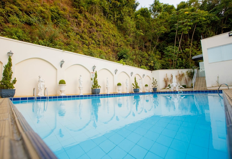 Hotel Himmelblau, Blumenau, Outdoor Pool