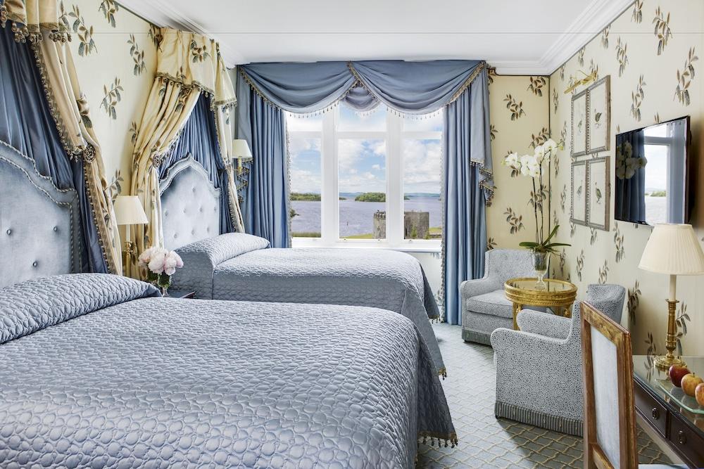 Ashford castle corrib room