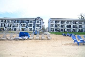 Fotografia do Pointes North Beachfront Hotel em Traverse City