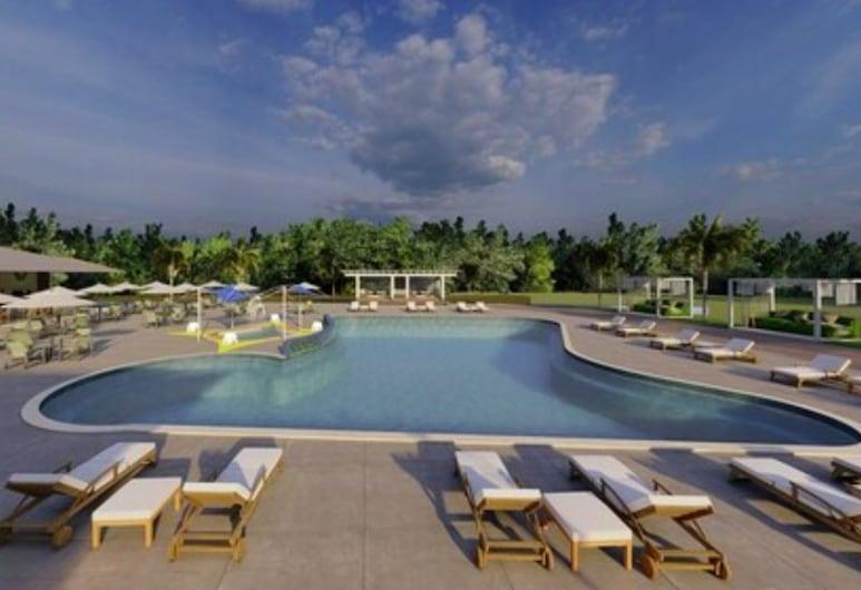 Grand Carimã Resort & Convention Center, Foz do Iguaçu, Bazén