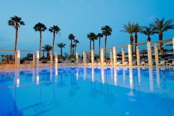 Picture of Herods Dead Sea in Tamar
