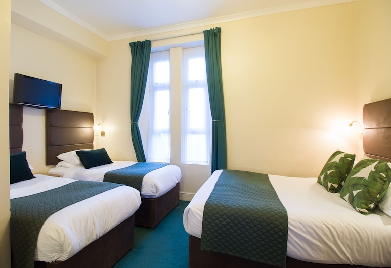 London Town Hotel, London, Family Room, Guest Room