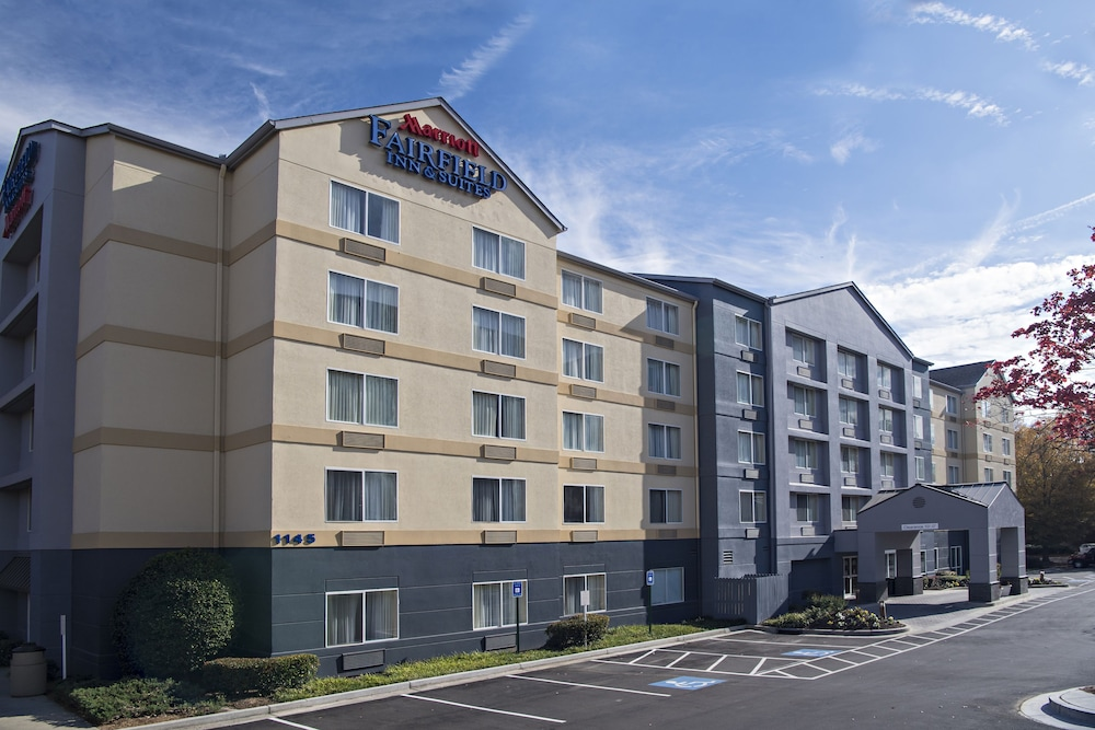 Fairfield Inn and Suites by Marriott Perimeter Center, Atlanta