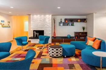 內珀維爾芝加哥內珀維爾/奧羅拉萬豪費爾菲爾德套房酒店的圖片