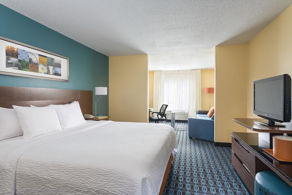 Fairfield Inn & Suites by Marriott Chicago Naperville/Aurora, Naperville
