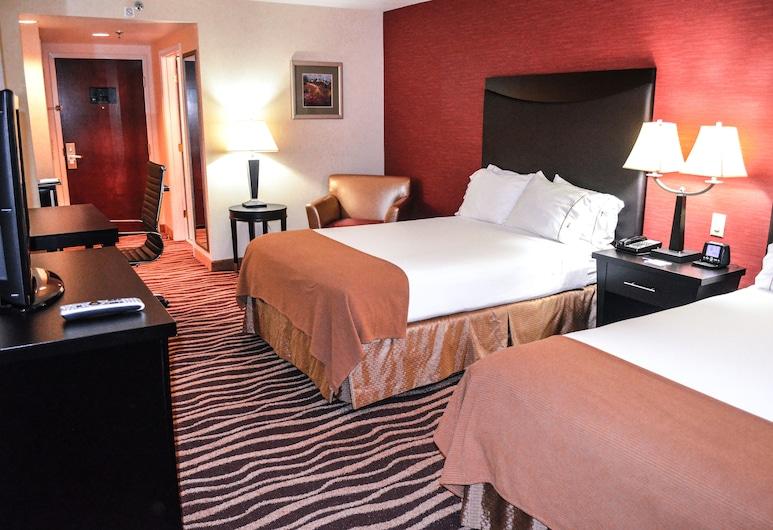 Holiday Inn Express Marietta - Atlanta Northwest, Marietta, Chambre, 2 lits doubles, non-fumeurs, Chambre