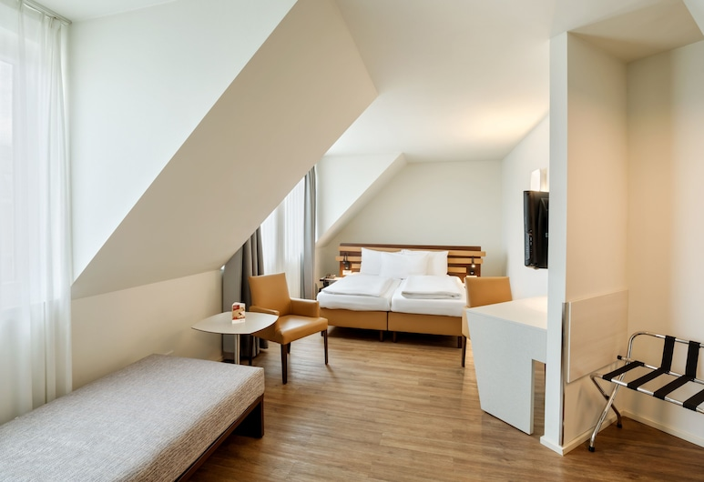 Austria Trend Hotel beim Theresianum, Viena, Quarto executivo (with extra bed), Quarto