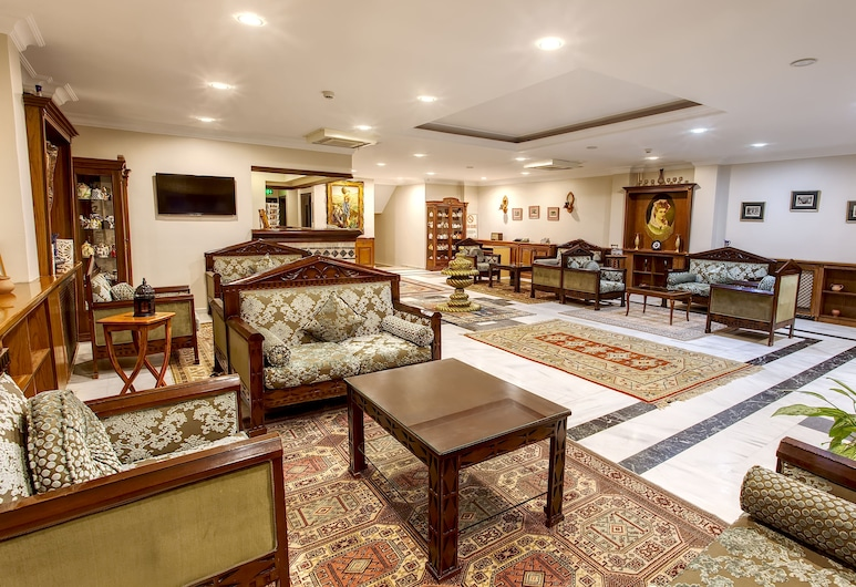 ホテル サバ, イスタンブール, ロビー ラウンジ
