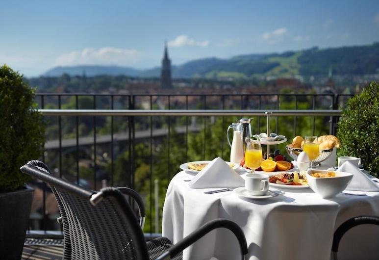 Swissôtel Kursaal Bern, Berna, Penthouse junior, Terraza o patio