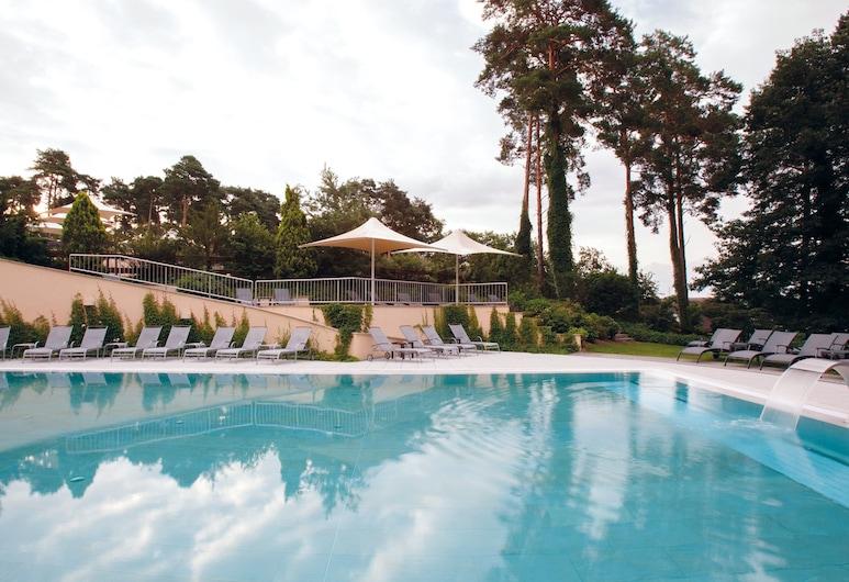 沙米策爾塞運動溫泉渡假村, 巴德薩羅, 室外游泳池